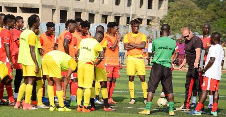 CAF CL: Asante Kotoko Names 18 Man Squad For Kano Pillars Clash