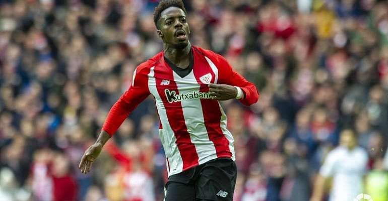 Manchester United Ready To Trigger Inaki Williams €88m Release Clause As A Replacement For Lukaku