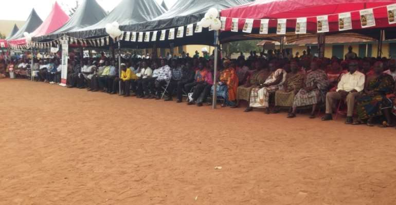 Cocoa Farmers Schooled On Ways To Improve Yields At Bechem