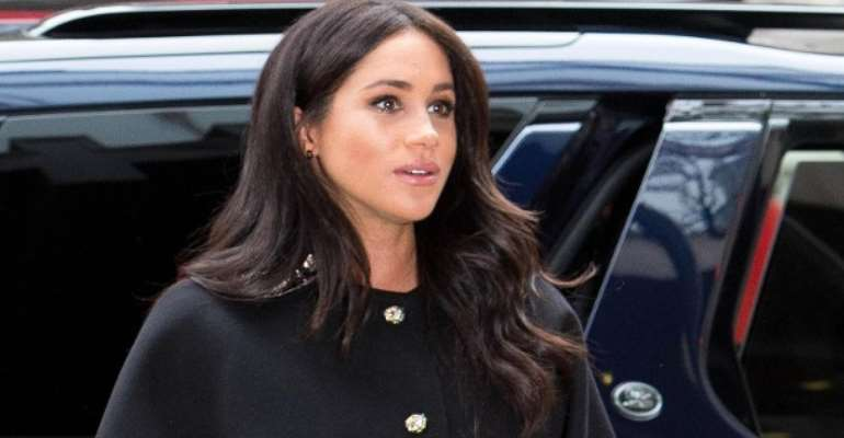 Duchess Meghan: She officially belongs to the British royal family since 2018