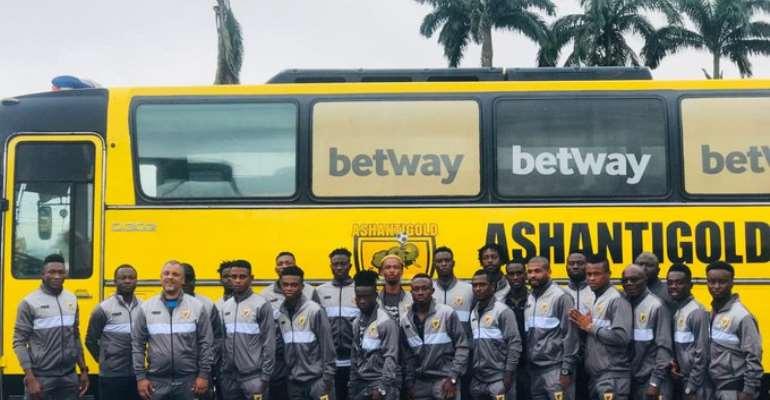 CAF CC: Ashgold Names 18 Man Squad For Akonangui FC Trip