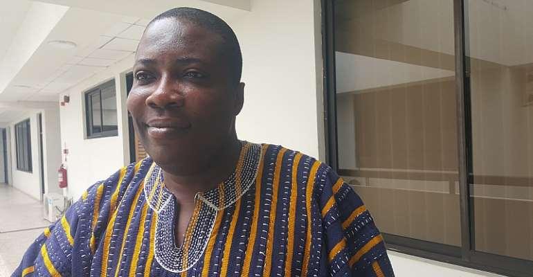 Dr. Stephen Ayisi Addo