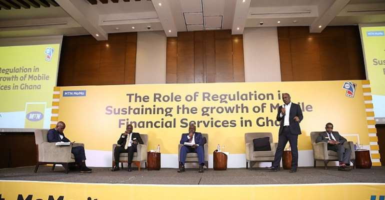 MTN MoMo @ 10: Stakeholders Meet On Sustaining Growth Of Mobile Financial Services