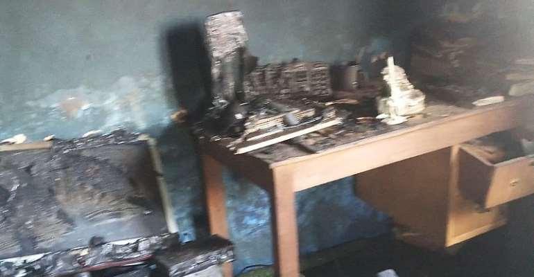 C/R: Fire Kills 28-Year-Old Man At Dokutsekope