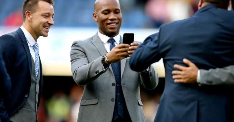 Chelsea Legend Didier Drogba To Consider Running For Ivory Coast FA Presidency