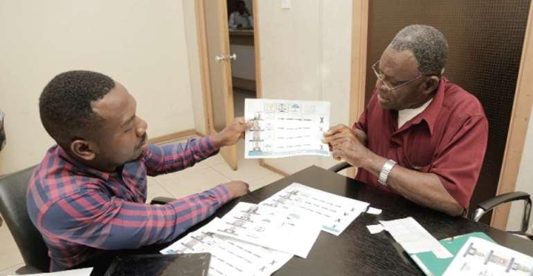 Ghanaian Develops Voting Systems For Spoilt Ballots