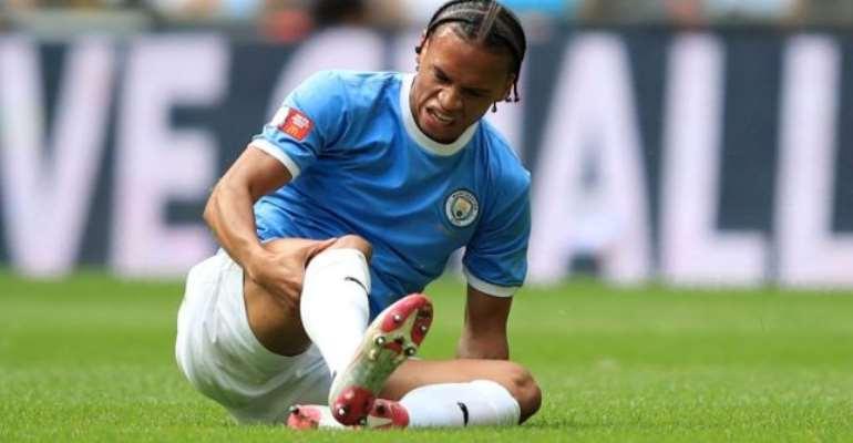 Leroy Sane: Manchester City Winger To Undergo Surgery On Knee Injury