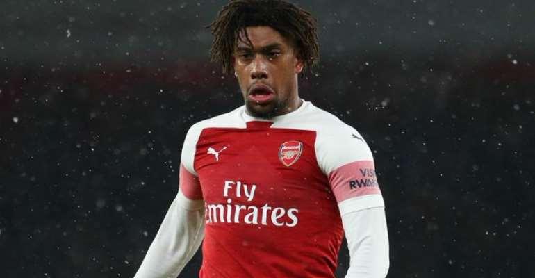 Alex Iwobi: Arsenal Striker Joins Everton For £40m