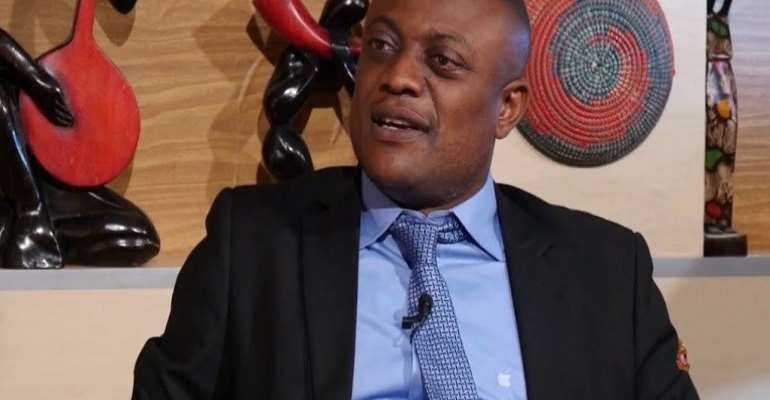 Disagreeing with Lawyer Maurice Ampaw