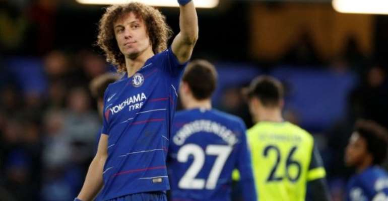 David Luiz Goes On Strike To Force Arsenal Move