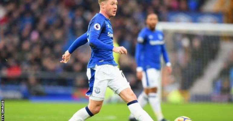 James McCarthy: Crystal Palace Sign Midfielder From Everton