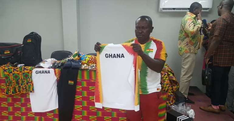 Team Ghana Gets Set For 2019 African Games In Morocco