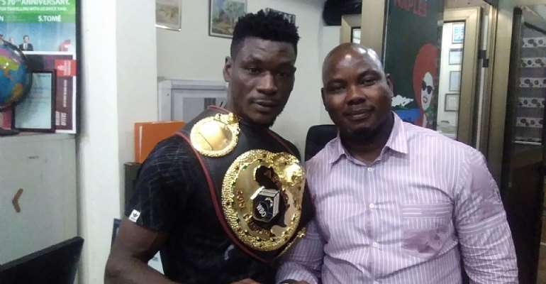 Patrick Allotey Defends WBO Africa Title on Cabic Big Fight Night 3 Bill on Saturday
