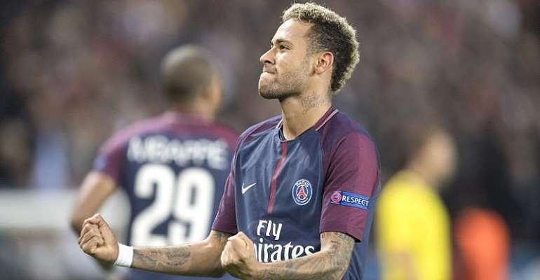 Real Madrid In Talks To Sign Neymar From PSG