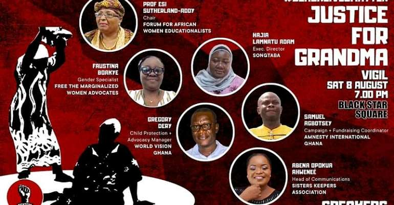 Because Of Covid-19 Spread You Can't Hold Vigil — Police Tells Economic Fighters League Over Vigil For Akua Denteh Today