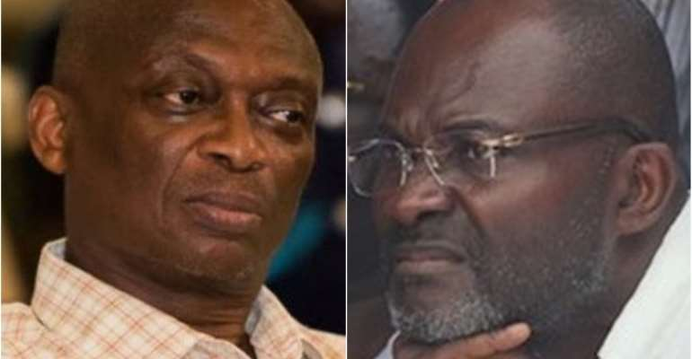 Court Dismisses Ken Agyapong's Application For Stay Of Execution Of Kweku Baako's Defamation Judgment