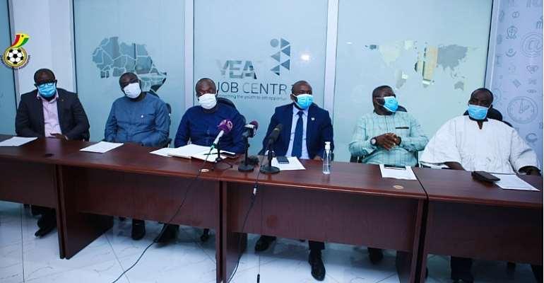 Ghana FA Lauds NSA On Successful Vetting Of YEA Beneficiaries