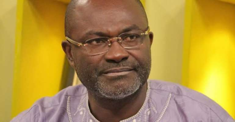 Kennedy Agyapong Has Done More Harm to NPP Than Martin Amidu