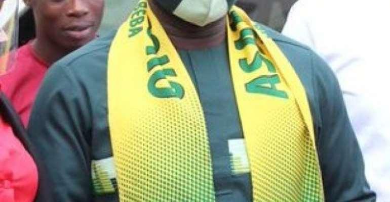 Kotoko's Rival Congratulates Nana Yaw Amponsah