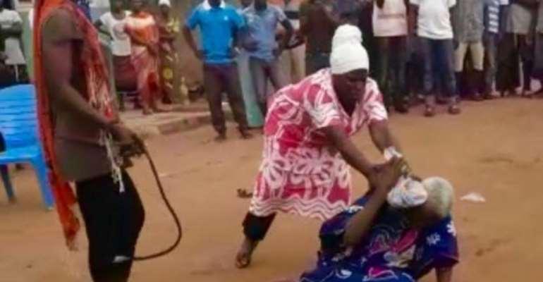 End Harmful Practices Against Women — Krotihene To Traditional Leaders