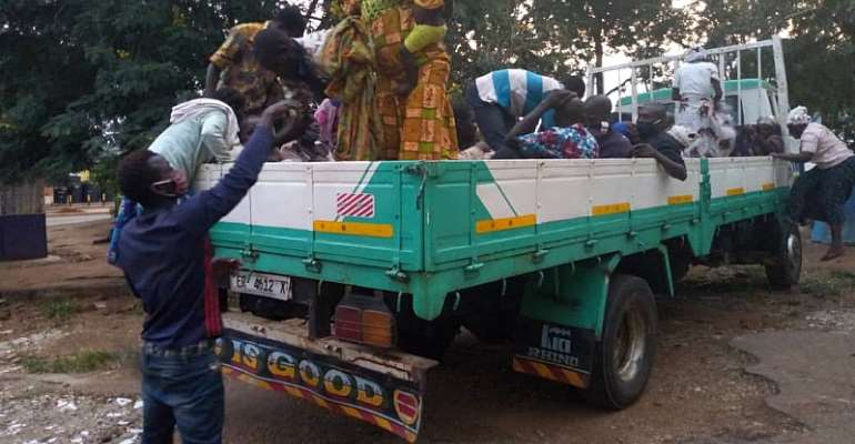 Dozens Of Ivorians Arrested For Participating In Voters' Registration Exercise