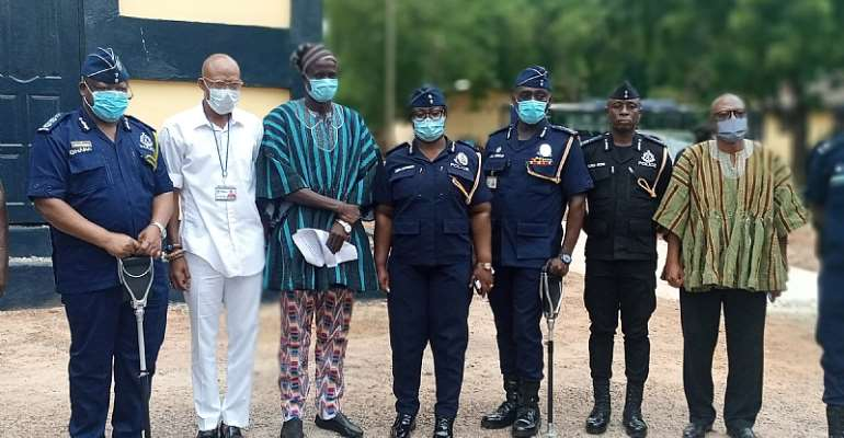 We'll Begin Positive Discrimination For Officers Who Accept Postings To The North — IGP