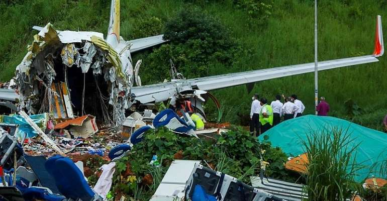 Special Air India flight crashes on landing in Kerala, 18 dead