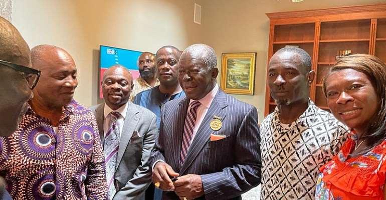 His Royal Majesty Otumfuo Osei Tutu II, the Asantehene