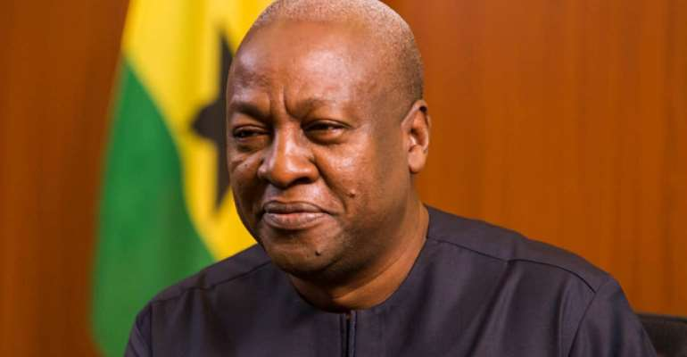 An angel of mercy is paving the way for Mahama in 2024