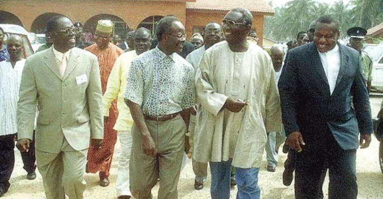 Nduom To Contest On NPP Ticket