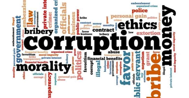 Why Not Ghana Beyond Corruption?