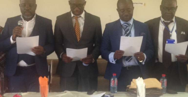 Club Owners Forced To Pass Vote Of No Confidence On GFA Exco
