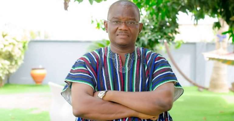 'Sly' Mensah: The Strategist In The 'Shadows Of Politics'