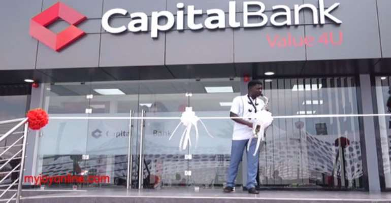Infographic: How Capital Bank Acquired Its License