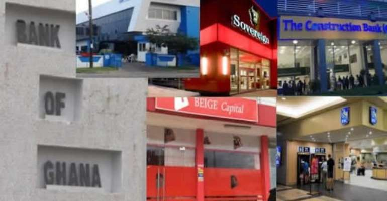 BoG Officials Complicit In Collapse Of Banks Transferred?