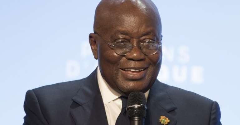 Akufo-Addo Justifies PDS Suspension
