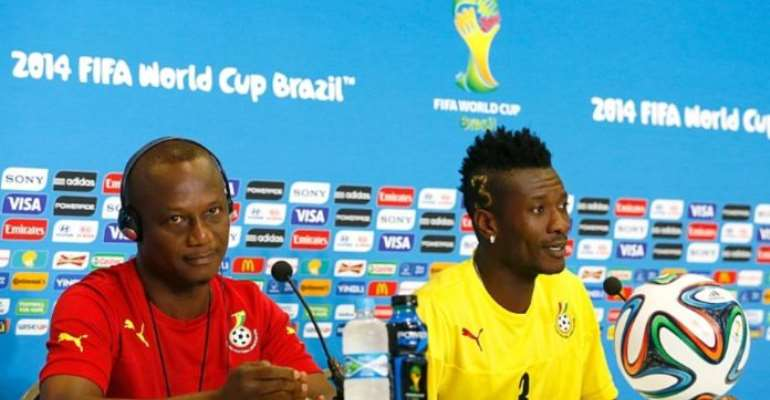 'Coach Kwesi Appiah Betrayed Me Ahead Of AFCON 2019' - Asamoah Gyan Laments