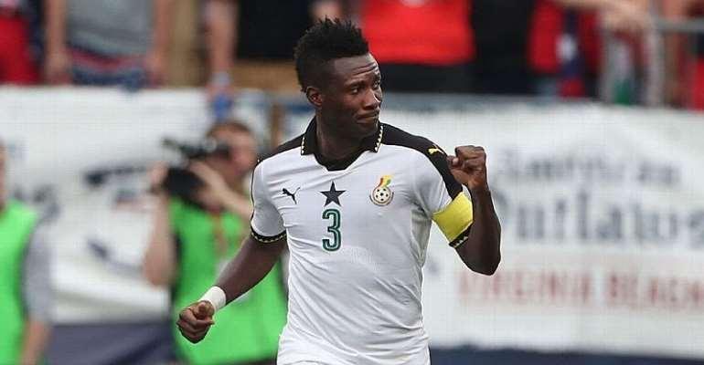 I Never Enjoyed My Seven Years As Black Stars Captain - Asamoah Gyan