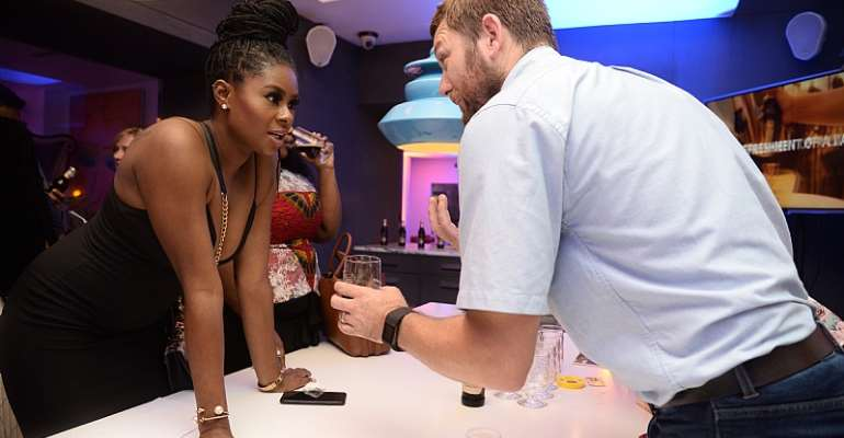Accra Socialites Are Immersed Into The Guinness Smooth Experience