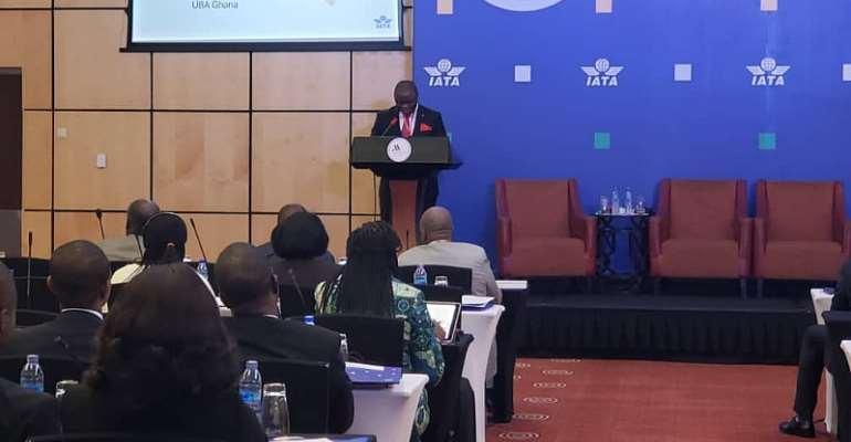 UBA Ghana Partners IATA At Aviation Regional Summit
