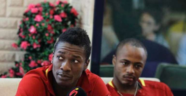 Andre Ayew Should Not Have Accepted Black Stars Captaincy - Asamoah Gyan