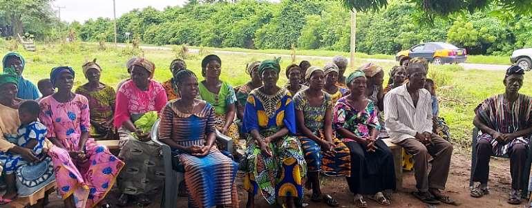 Productive Groundnut Farming For Women Farmers