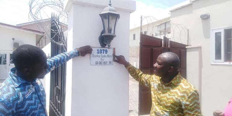 NABCO Commences National Property Address Tagging Project