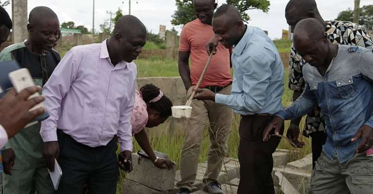 Mosquito Control: Zoomlion's Vector Control Unit Trains Staff In Upper West