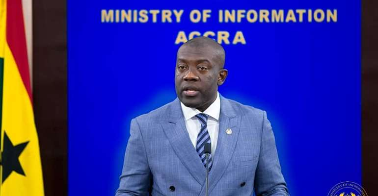 Kumasi: Six businessmen were arrested over alleged illegal gold deal – Oppong Nkrumah