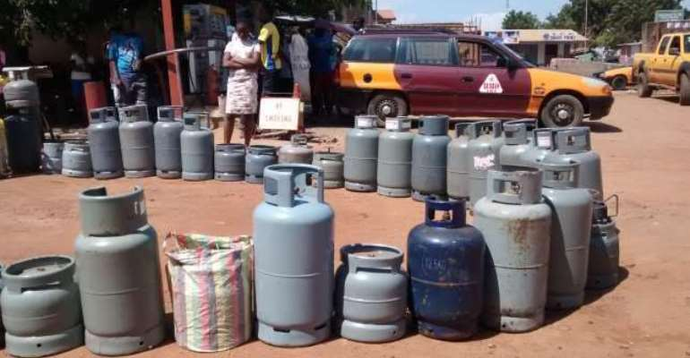 Don't use our outlets for cylinder recirculation – A/R LPG operators to NPA
