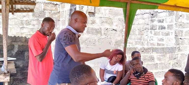 Voter Registration: Jomoro NPP Lauds Ezinlibo Assembly Member For Support