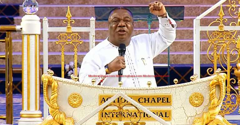 Archbishop Nicholas Duncan-Williams is the founder of Action Chapel International