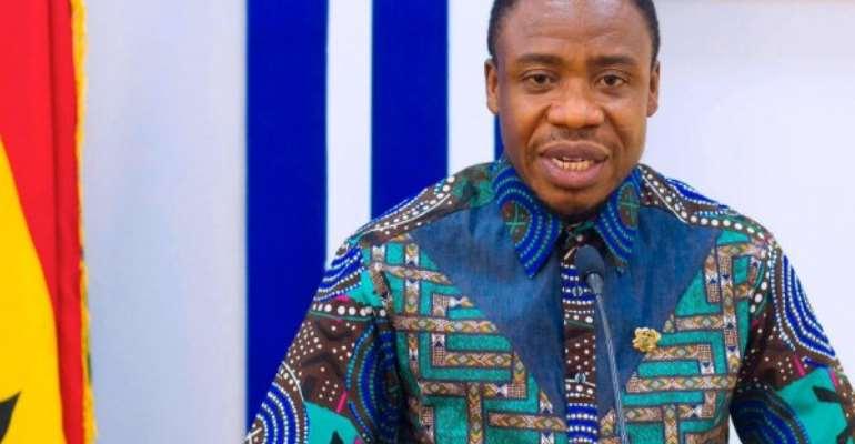 'Ghana Making Progress In Reducing COVID-19 Cases' — Dr Da Costa