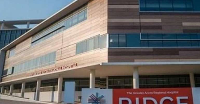 Ridge Hospital Suspends Two Staff For Malpractices